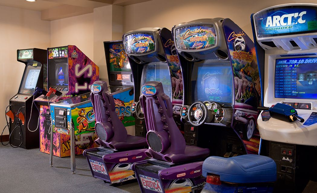 North Conway Grand Hotel - Kids Game Room