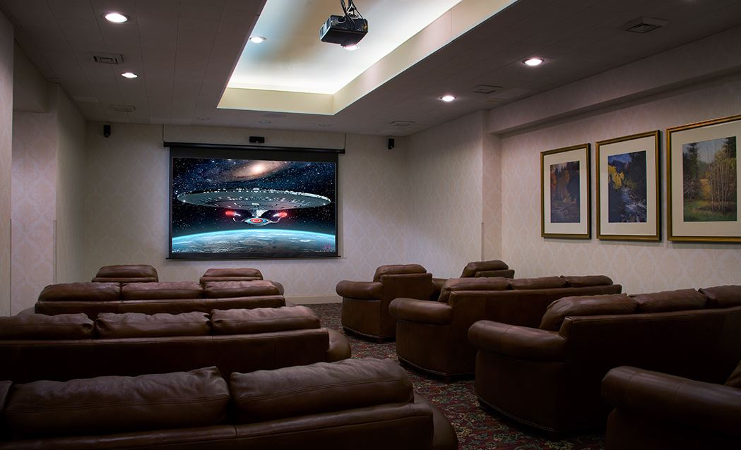 North Conway Grand Hotel - Movie Room