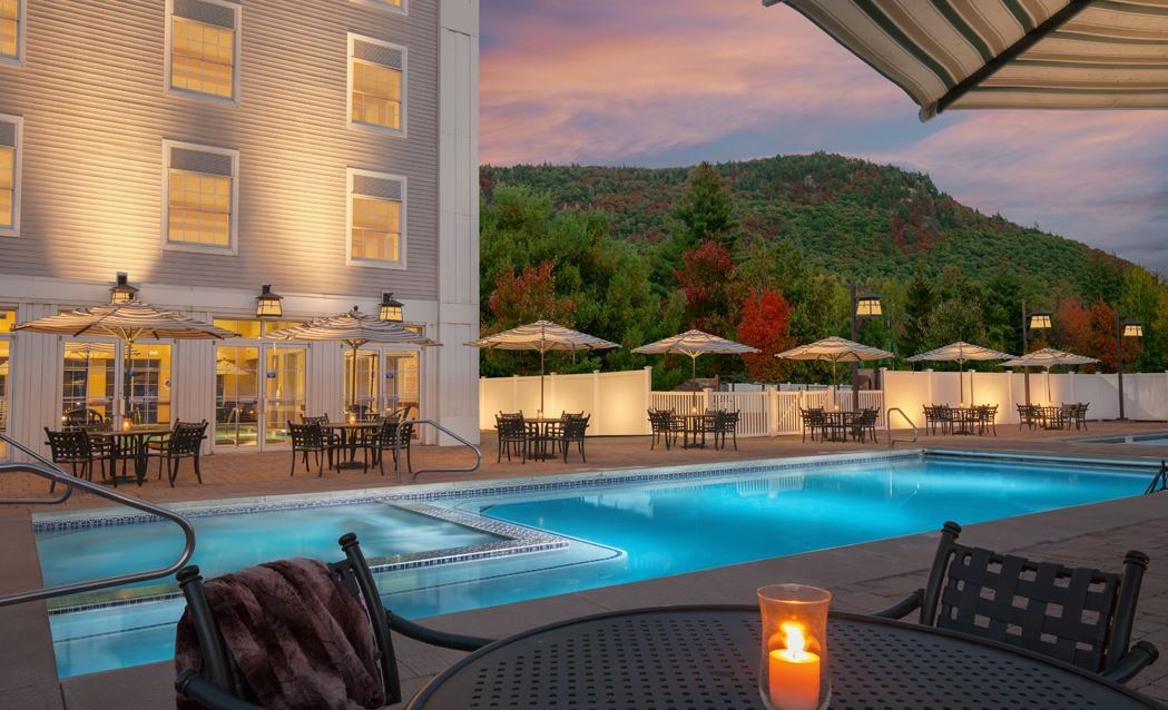 North Conway Grand Hotel - Outdoor Pool