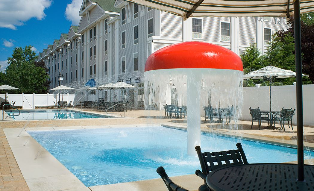 North Conway Grand Hotel - Seasonal Kiddie Pool