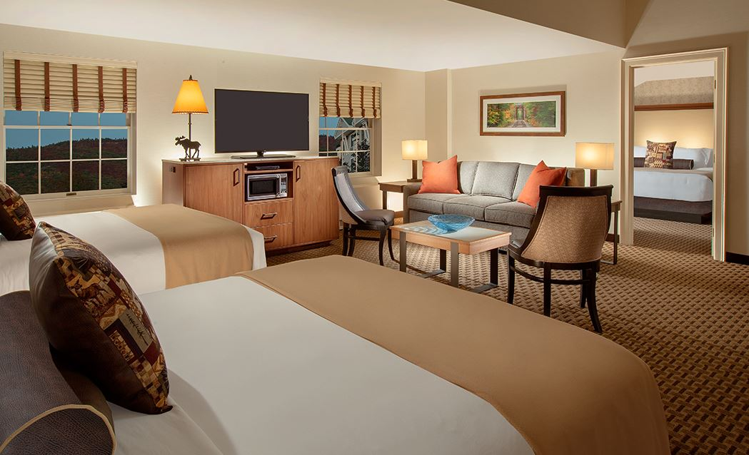 North Conway Grand Hotel - Family Suite
