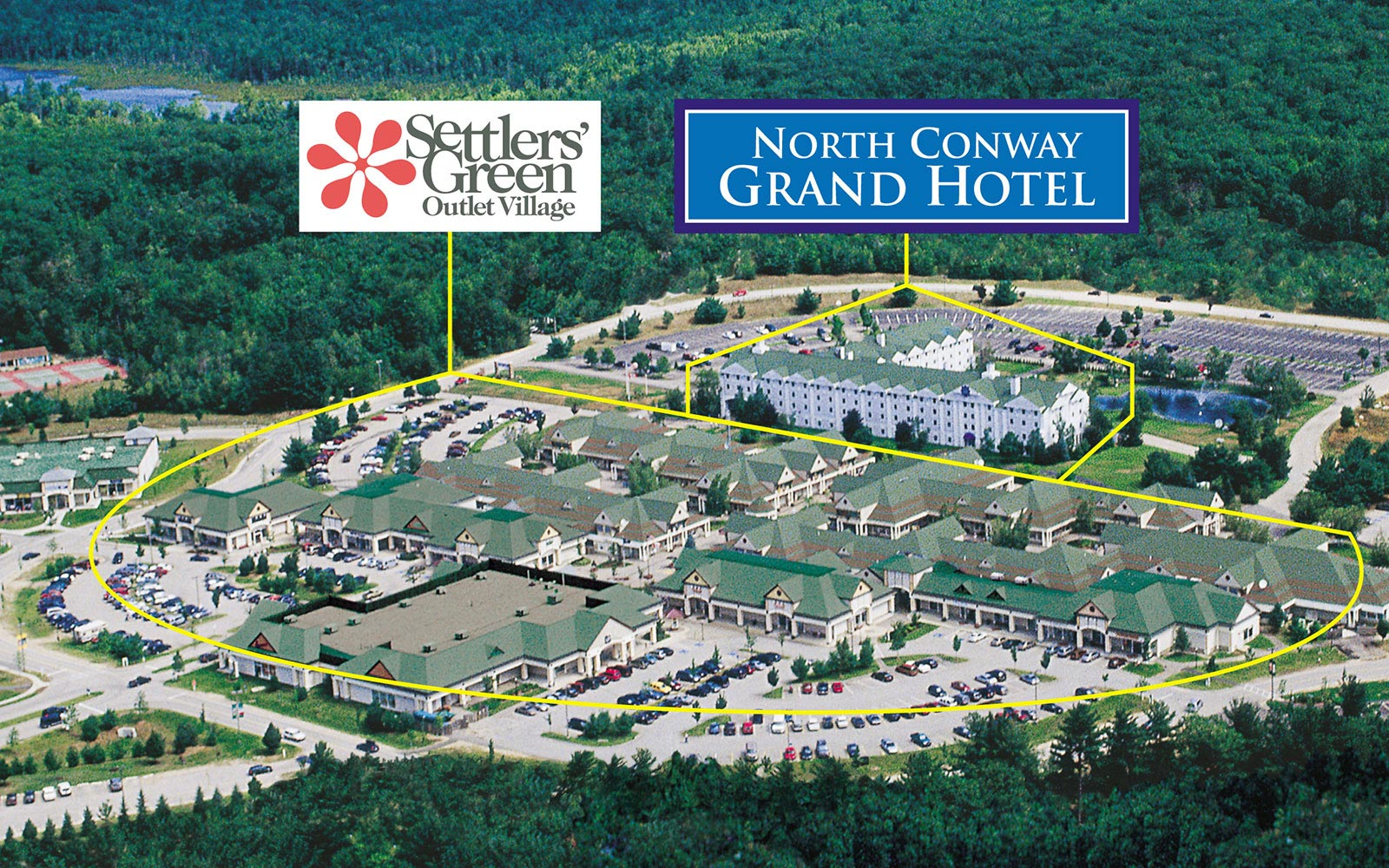 Hotel New Green View North Conway New Hampshire Hotel North Conway Grand Hotel